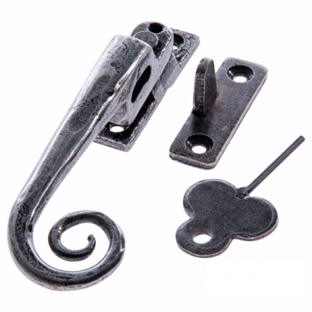 Monkeytail Locking Night Vent Fastener