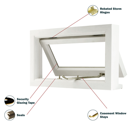 how to make timber window