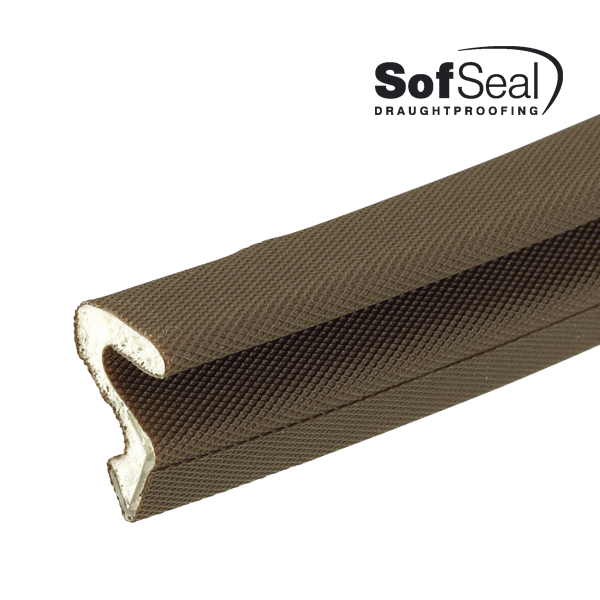 Sofseal Flipper Seal - Brown