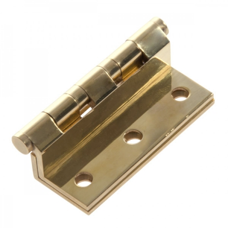 Cranked Large Washered Storm Proof Hinge