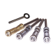 Dual sash screw