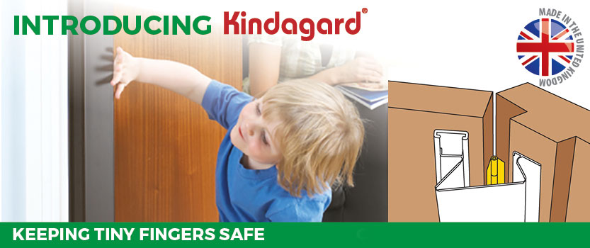 Kindagard Door Safety System