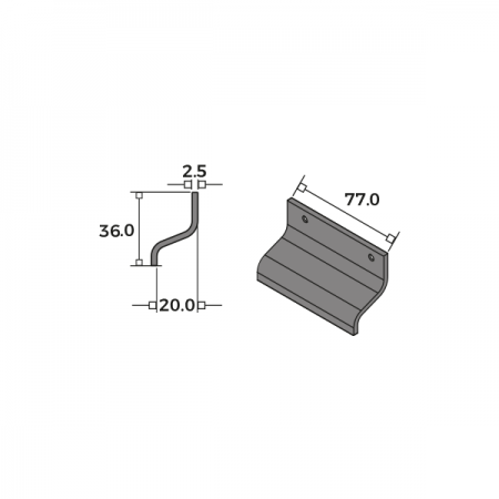 Large Flat Sash Lift Dimensions
