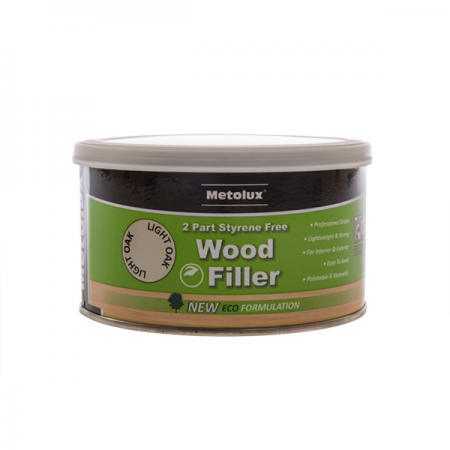 Metolux Two Part Styrene Free Wood Filler