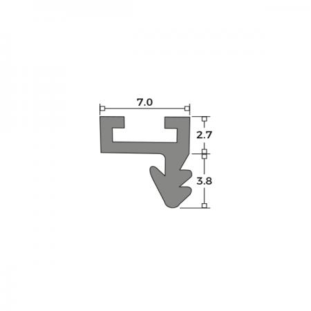 Offset Leg Pile Carrier Dimensions