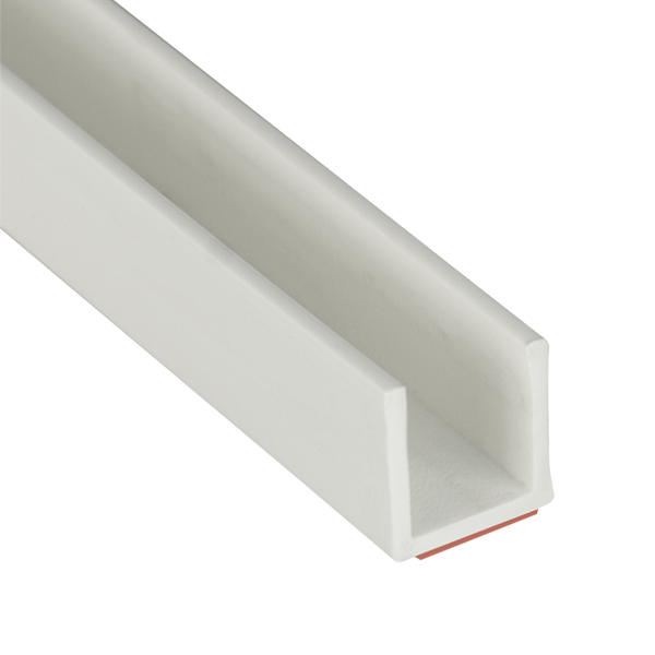 Self Adhesive Plastic Channel Reddiseals Ltd