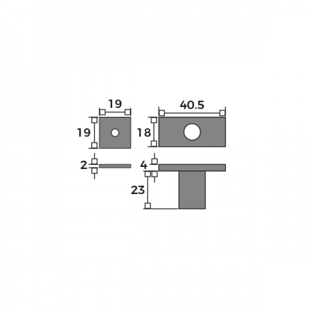 Retractable Sash Stop Dimensions