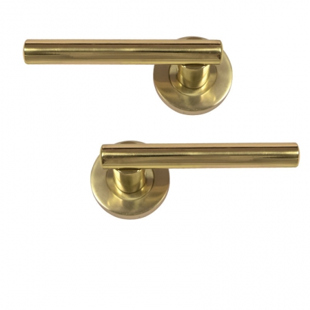 Tempo Internal Round Rose Handle