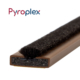 Intumescent Strips - Fire and Smoke - Brown - 10-x-4mm