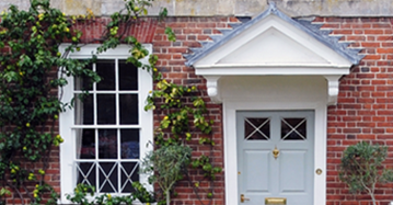 History of sash window featured