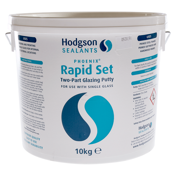 Rapid Set Putty - 10kg-tub