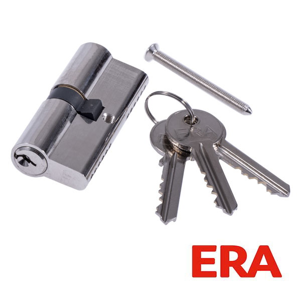 Euro Cylinders - 35-35mm - satin-nickel