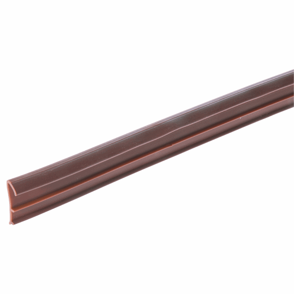 Easy Insertion Weatherseal – F Series - 12mm - brown
