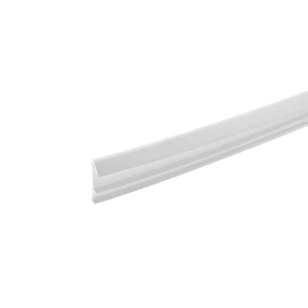 Easy Insertion Weatherseal – F Series - 12mm - white