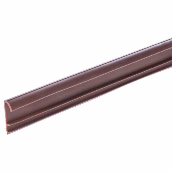 Easy Insertion Weatherseal – F Series - 15mm - brown
