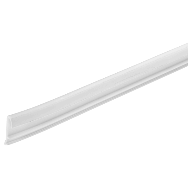 Easy Insertion Weatherseal – F Series - 15mm - white