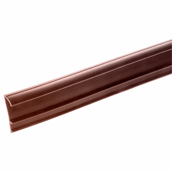 Easy Insertion Weatherseal – F Series - 16mm - brown