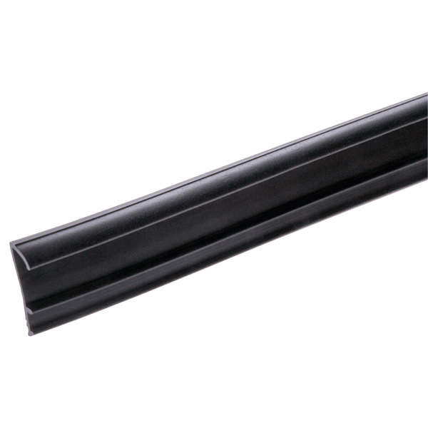 Easy Insertion Weatherseal – F Series - 16mm - black