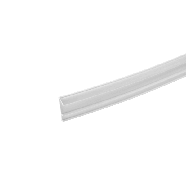 Easy Insertion Weatherseal – F Series - 16mm - white