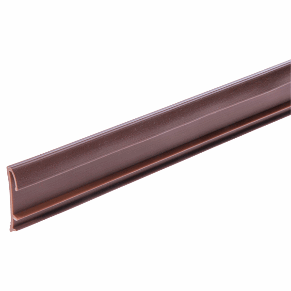 Easy Insertion Weatherseal – F Series - 18mm - brown