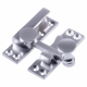 Quadrant Arm Fastener - medium-keep-19mm - satin-chrome