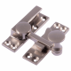 Quadrant Arm Fastener - medium-keep-19mm - satin-nickel