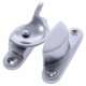 Standard Fitch Fastener - non-locking - satin-chrome