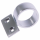 Standard Sash Ring - satin-chrome