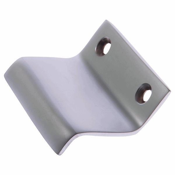 Small Flat Sash Lift - satin-chrome