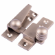 Reeded Arm Fastener - non-locking - satin-nickel
