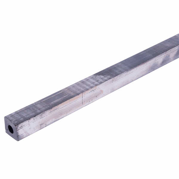 Square Section Sash Lead Weights - 25mm-sq-7-8lbs-3-5kg