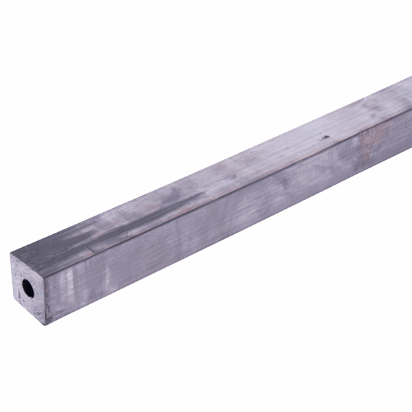 Square Section Sash Lead Weights - 32mm-sq-13-8lbs-6-26kg
