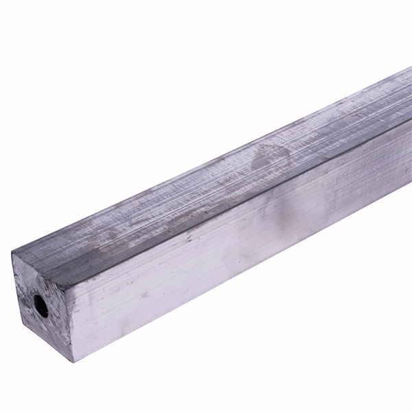 Square Section Sash Lead Weights - 45mm%c2%b2-28-8lbs-13-06kg