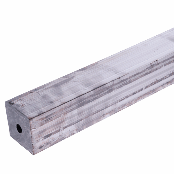 Square Section Sash Lead Weights - 50mm-sq-36lbs-16-33kg