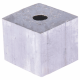 Square Add On Sash Lead Weight - 38mm%c2%b2 - 1-0lb-0-4kg