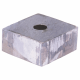 Square Add On Sash Lead Weight - 45mm-sq - 1-0lb-0-4kg