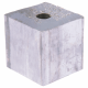 Square Add On Sash Lead Weight - 45mm-sq - 2-0lbs-0-9kg