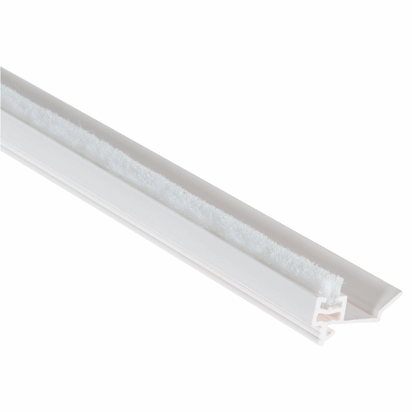 Meeting Rail Seal with Pre-inserted Reddipile® - 1-x-2-2m-length