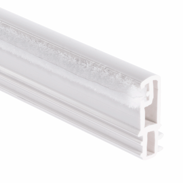Direct Fit Parting Bead - included-non-removable-8-5mm-weatherpile - 1-x-3m-length