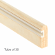 Timber Parting Bead 8 x 25mm - natural - 30-x-3m-length
