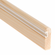 Timber Parting Bead 8 x 28mm - 1-x-3m-length - natural
