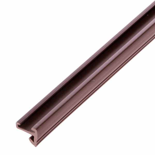 Offset Leg Pile Carrier - brown - 1-x-2-2m-length