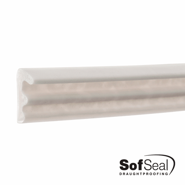 Sofseal® Double Flipper Seal - white