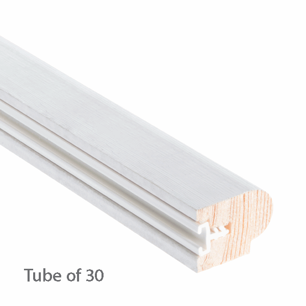 Timber Staff Bead 20 x 15mm - primed - 30-x-3m-length