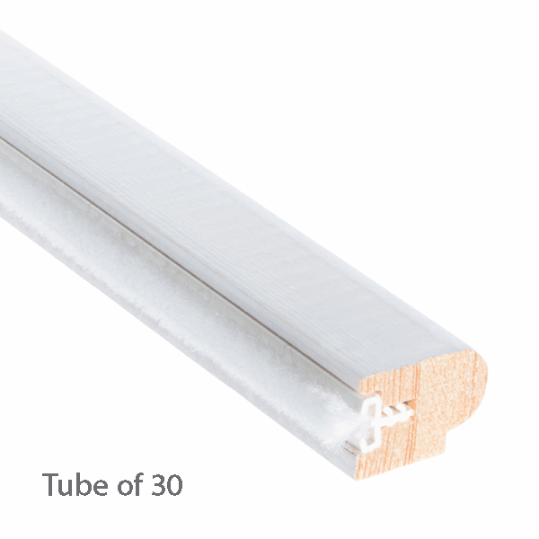 Timber Staff Bead 20 x 15mm - primed-with-reddipile - 30-x-3m-length