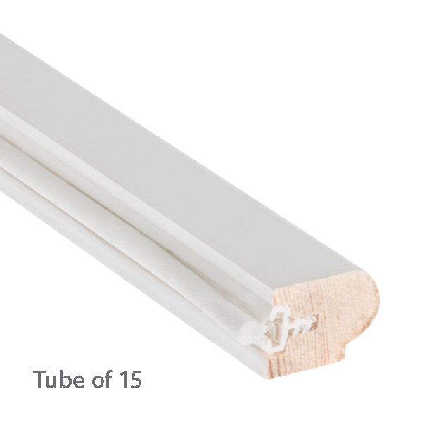 Timber Staff Bead 20 x 15mm - primed-with-sofseal - 15-x-3m-length