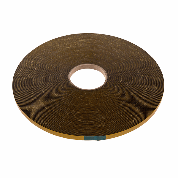 Security Glazing Tape - 12mm - 1mm-50m-roll