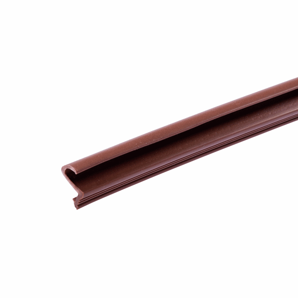 Easy Insertion Weatherseal - R Series - 10mm - brown